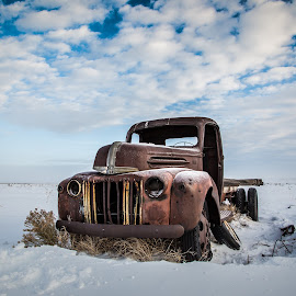 Rusty by Shane Egan - Transportation Automobiles