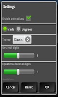 Screenshot of Calculator Ultimate Lite