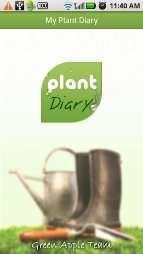 My Plant Diary