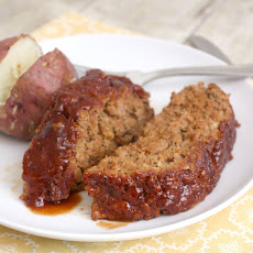 Honey Barbecue Turkey Meatloaf