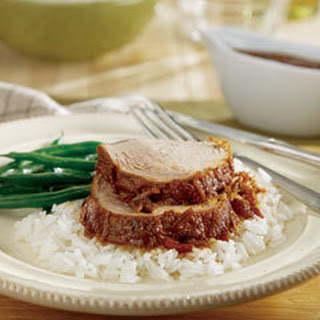 Slow Cooker Southwestern Pork Roast