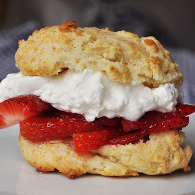 Best Quick and Easy Strawberry Shortcakes