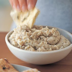 White Bean Dip with Pita