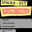 Sthlm 8-bit punkradio icon