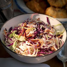 Blackberry Farm's Sweet and Spicy Foothills Coleslaw