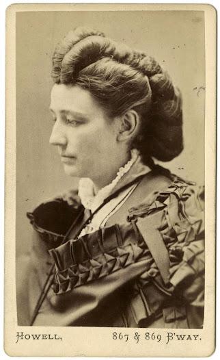 Victoria Clafin Woodhull, ca. 1870