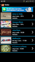 Screenshot of Novelas do Brasil