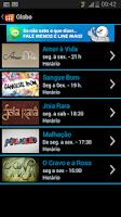 Screenshot of Resumo de Novelas