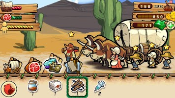 Screenshot of The Oregon Trail