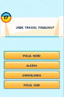 Screenshot of Raspunde la intrebare