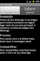 Screenshot of Frases do Seu Madruga (Chaves)