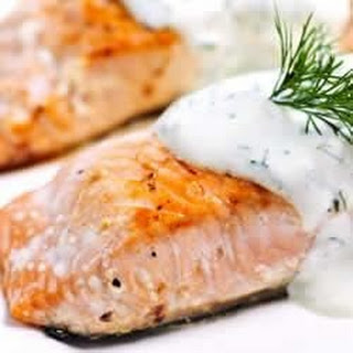 Horseradish Crusted Salmon Recipes