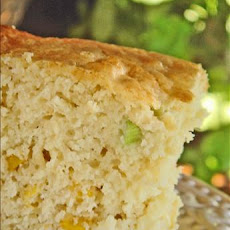 The Best Moist Sweet Cornbread