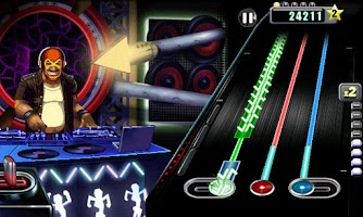 Screenshot of DJ Hero Mobile