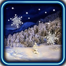 Winter Snow Forest HD LWP