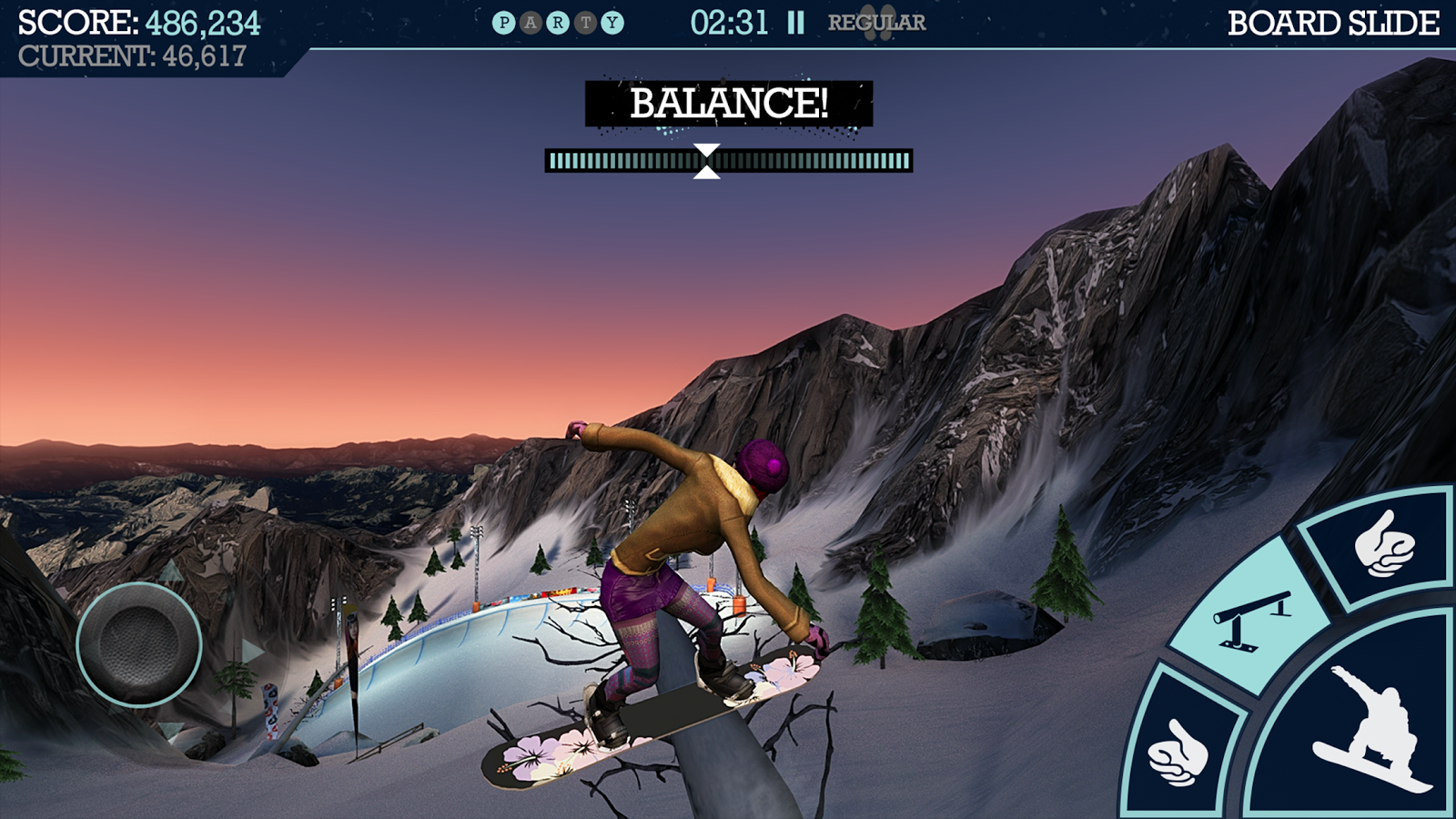 Snowboard Party Screenshot 16