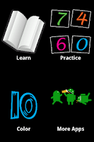 Screenshot of Learn Numbers