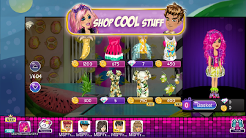 Screenshot of MovieStarPlanet HD