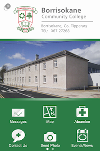 Borrisokane Community College - screenshot