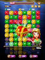 Screenshot of Super Diamond Quest