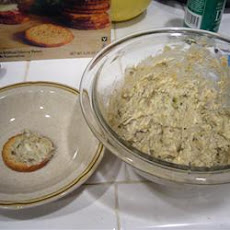 Smoked Oyster Spread