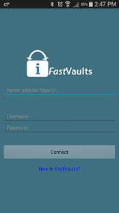 FastVaults - screenshot