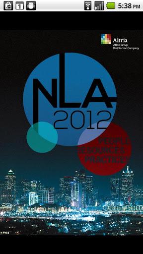 NLA 2012