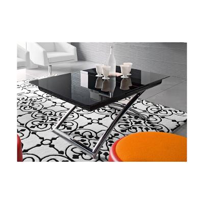 acheter table basse magic j glass p rols chez la suite dilengo. Black Bedroom Furniture Sets. Home Design Ideas