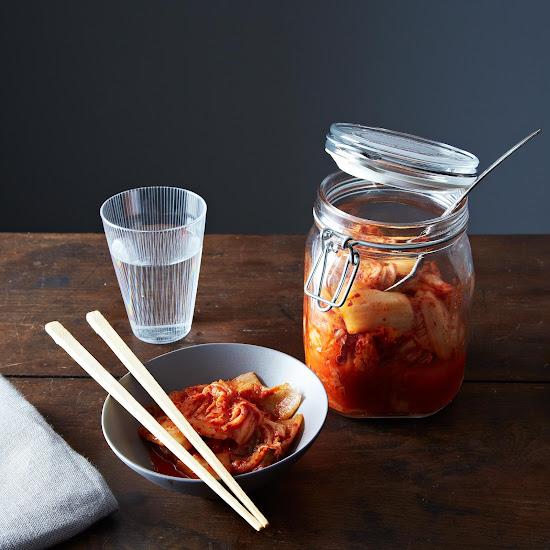 Kimchi on Food52