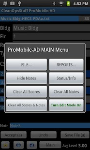 CleanOpsStaff ProMobile-ADlite - screenshot