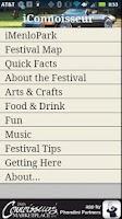Screenshot of Connoisseurs' Marketplace