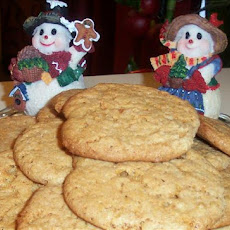 Rosemary Honey Cookies