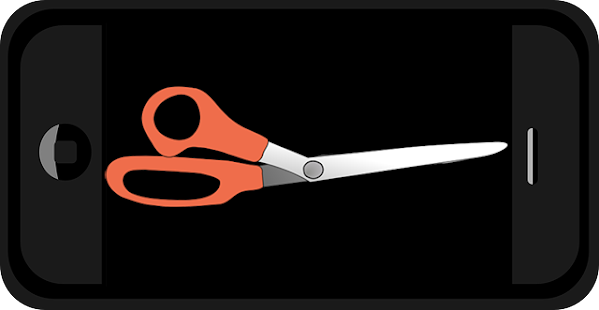 New scissors - screenshot
