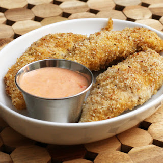 Bacon Panko Chicken Tenders
