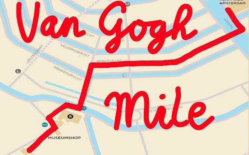 Van Gogh Mile Amsterdam EN
