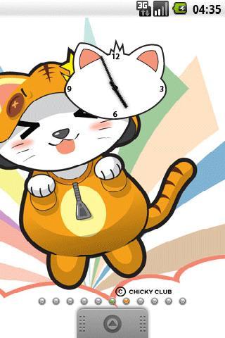 【免費生活App】Little Cat Full Theme-APP點子
