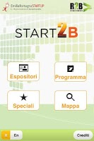 Screenshot of Start2B