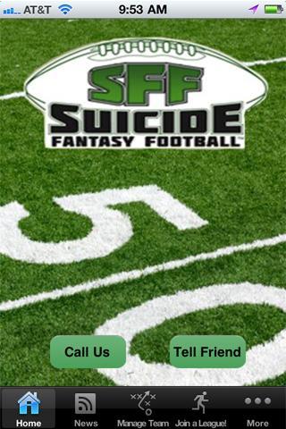 Suicide Fantasy Sports