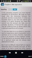 Screenshot of Big Book- Alcoholics Anonymous