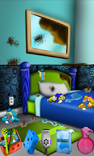 Kids Bedroom Clean Up - screenshot