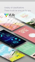 Screenshot of VLife live wallpaper