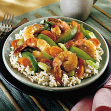 Shrimp Stir-Fry