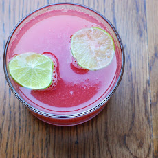 Watermelon Ginger Cooler