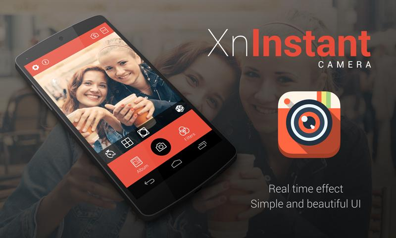 InstaCam - Camera for Selfie Screenshot 2