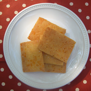 Gluten Free Cheddar Crackers Recipes