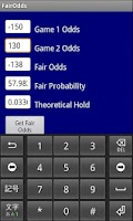 Screenshot of Betting Tools
