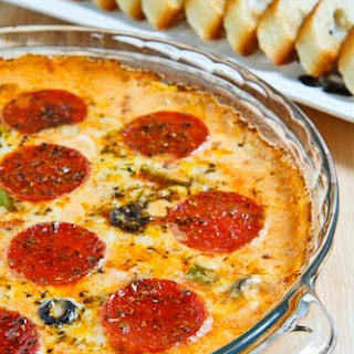 Pizza Dip Appetizer Recipes