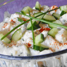 Cucumber Potato Salad