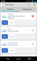 Screenshot of Karaoke Anywhere for Android