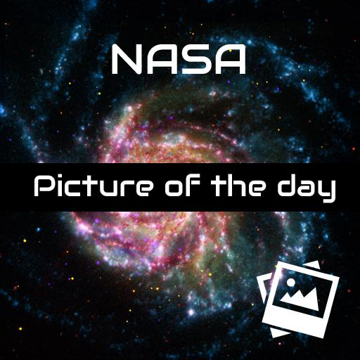 NASA - Picture of the Day LOGO-APP點子